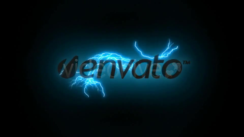 Electric Energy Logo - Download Videohive 2310013
