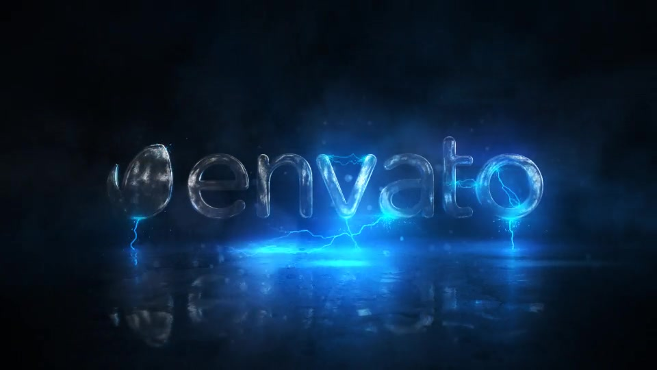 Electricity Logo - Download Videohive 20768976