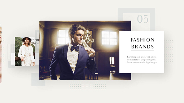 Elegant Commercial Slideshow - Download Videohive 15694982