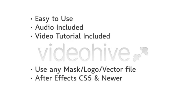 Elegant Cut & Fill 3D Logo Reveal Template - Download Videohive 3856134