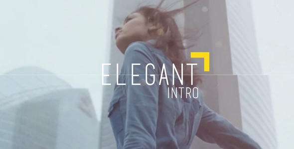 Elegant Intro - Download Videohive 12532600