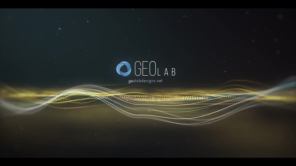 Elegant Wave Logo Opener l Particles Lines Logo Opener Videohive 25444371 After Effects Image 10