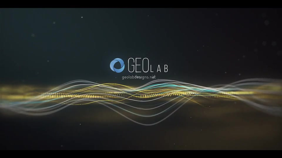 Elegant Wave Logo Opener l Particles Lines Logo Opener Videohive 25444371 After Effects Image 11