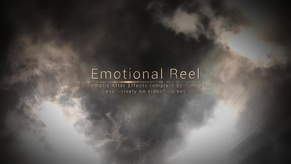 Emotional Reel - Download Videohive 12107493