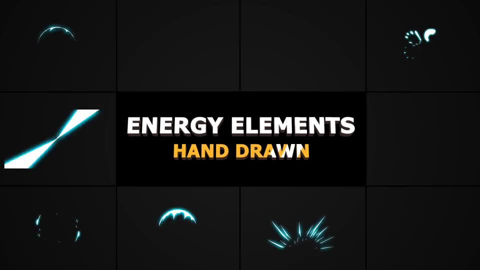 Energy Elements - Download Videohive 21258192