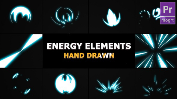 Energy Elements - Download Videohive 22701344
