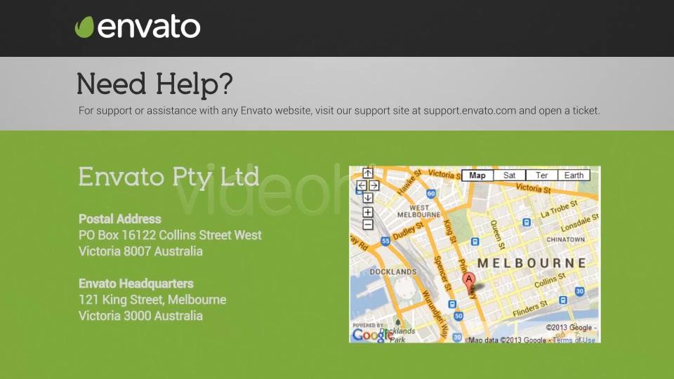 Envato Company Presentation - Download Videohive 6116882