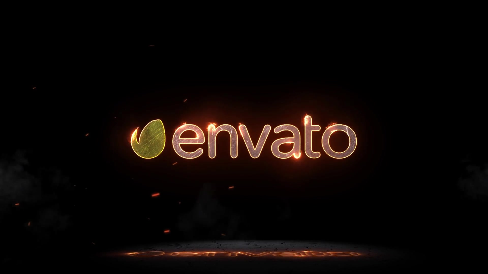 Epic Fire Logo - Download Videohive 20210335