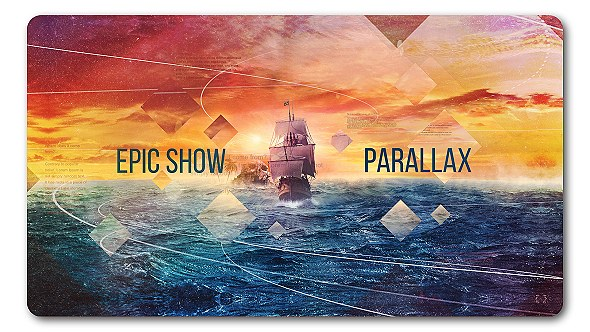 Epic Parallax | Cinematic Slideshow - Download Videohive 18614010