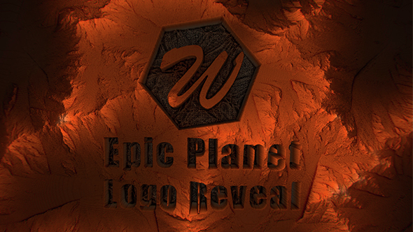 Epic Planet Logo Reveal - Download Videohive 15020175