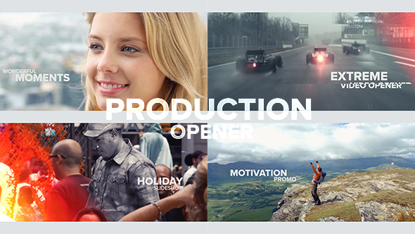 Epic Production Opener - Download Videohive 20146130