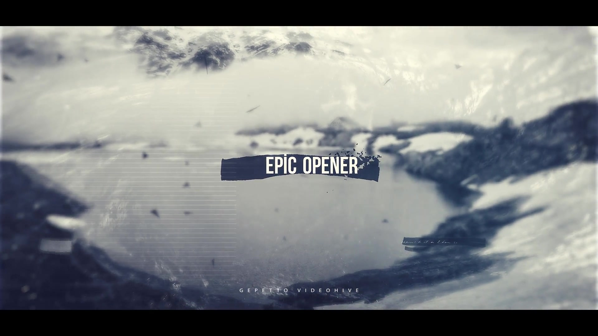 Epic Slideshow I Opener - Download Videohive 21836099