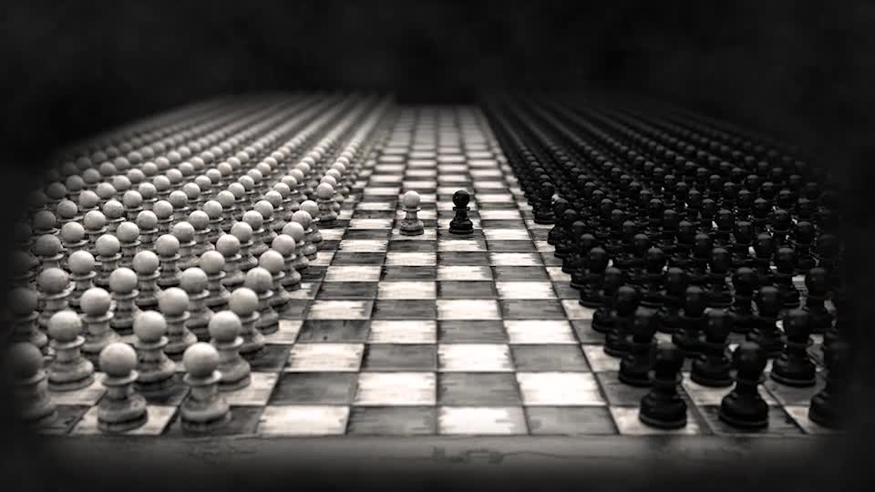 Epic Titles Chess Opener Videohive 20752772 After Effects Image 1