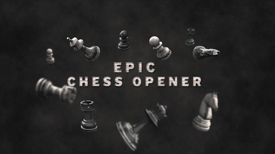 Epic Titles Chess Opener Videohive 20752772 After Effects Image 11