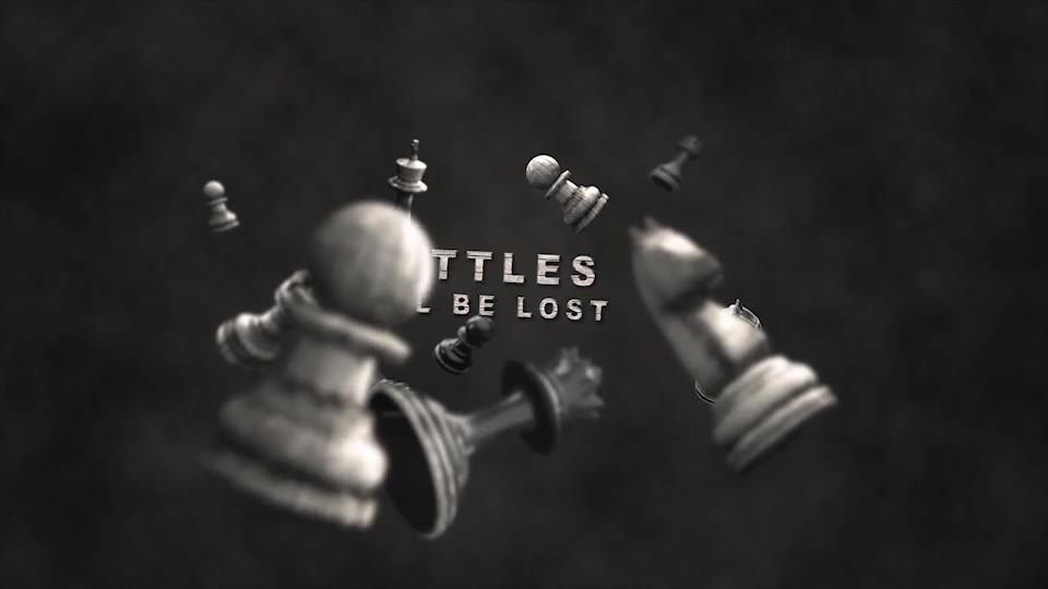 Epic Titles Chess Opener Videohive 20752772 After Effects Image 3
