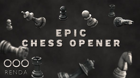 Epic Titles Chess Opener - Download Videohive 20752772