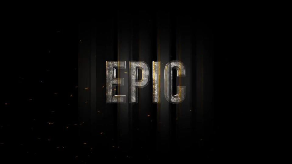 Epic Trailer Titles 5 - Download Videohive 18484197