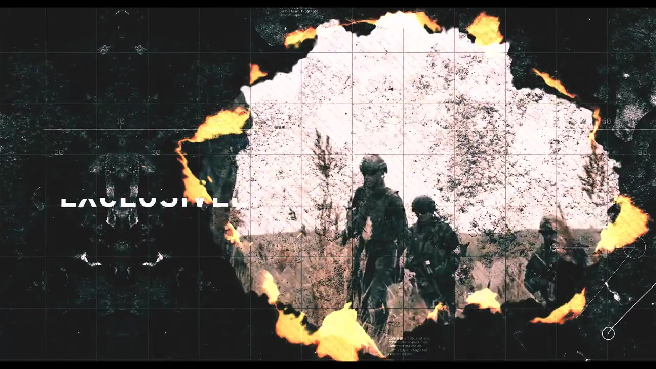 Epic Warfare Opener | Titles - Download Videohive 14118056