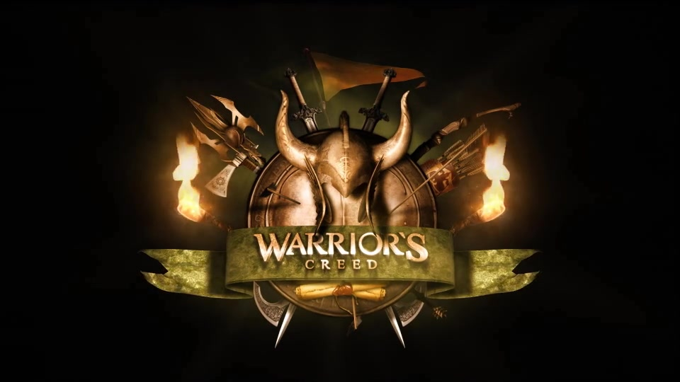 Epic Warrior Logo - Download Videohive 21848622