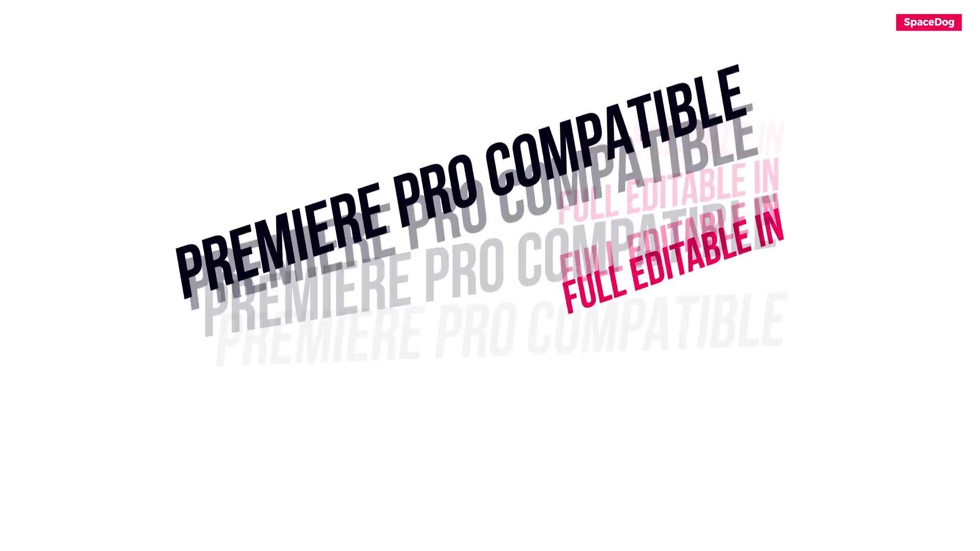 Essential Kinetic Titles | Premiere Pro & AE - Download Videohive 21479829