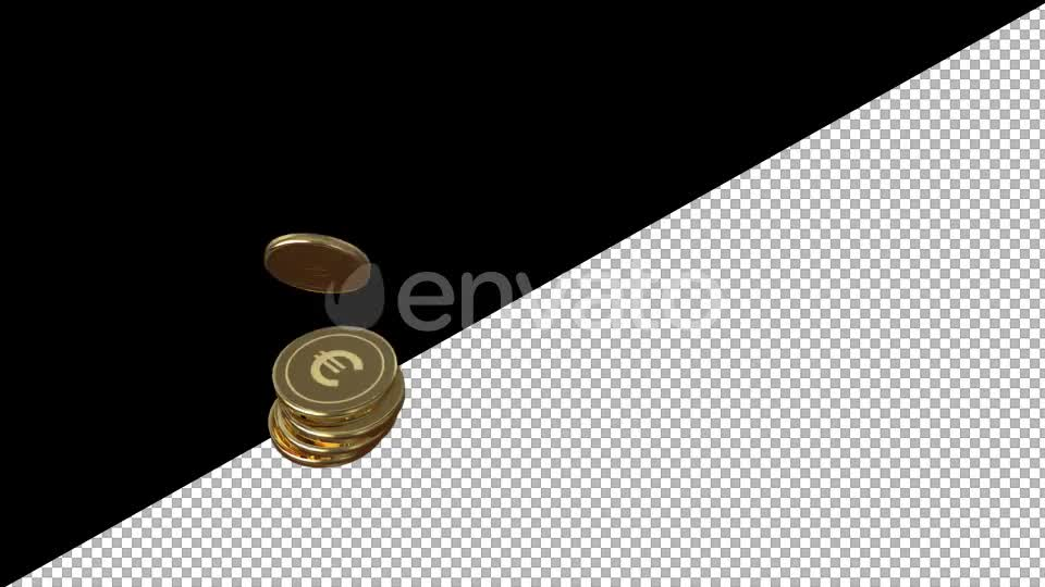 Euro Coins - Download Videohive 22069722