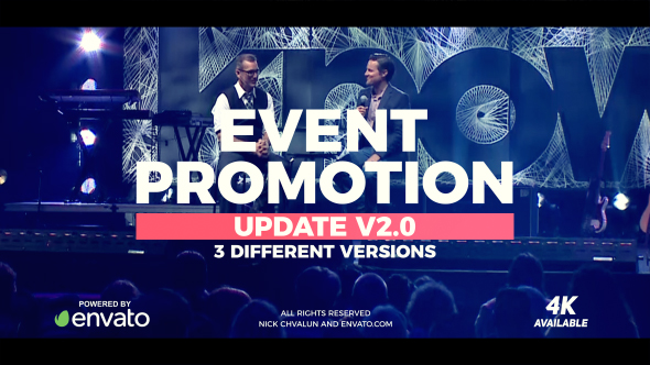 Event Promo - Download Videohive 20579477