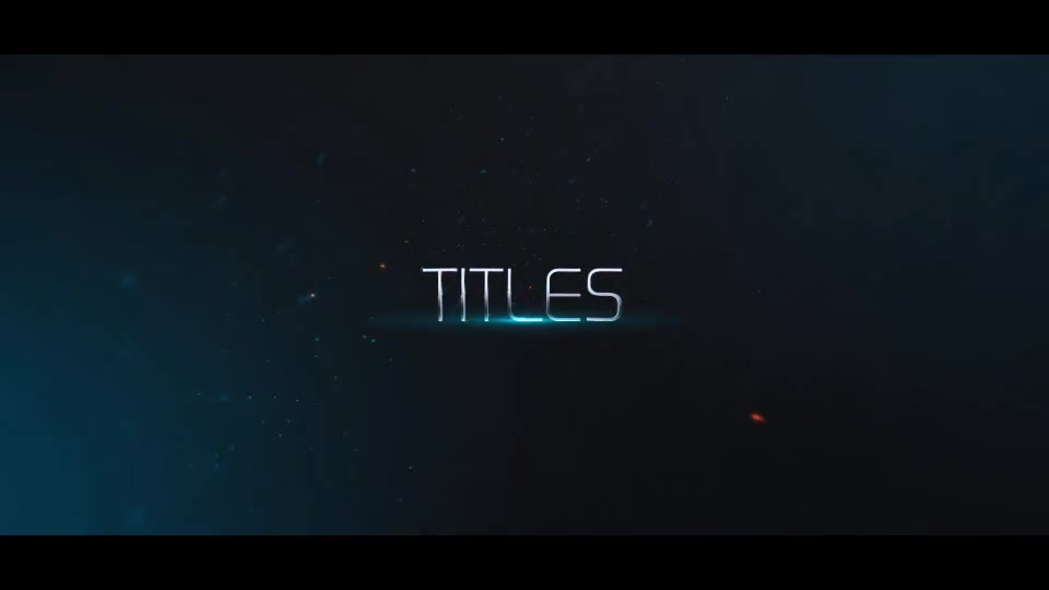 Evolve Powerful Cinematic Titles  - Download Videohive 16691221