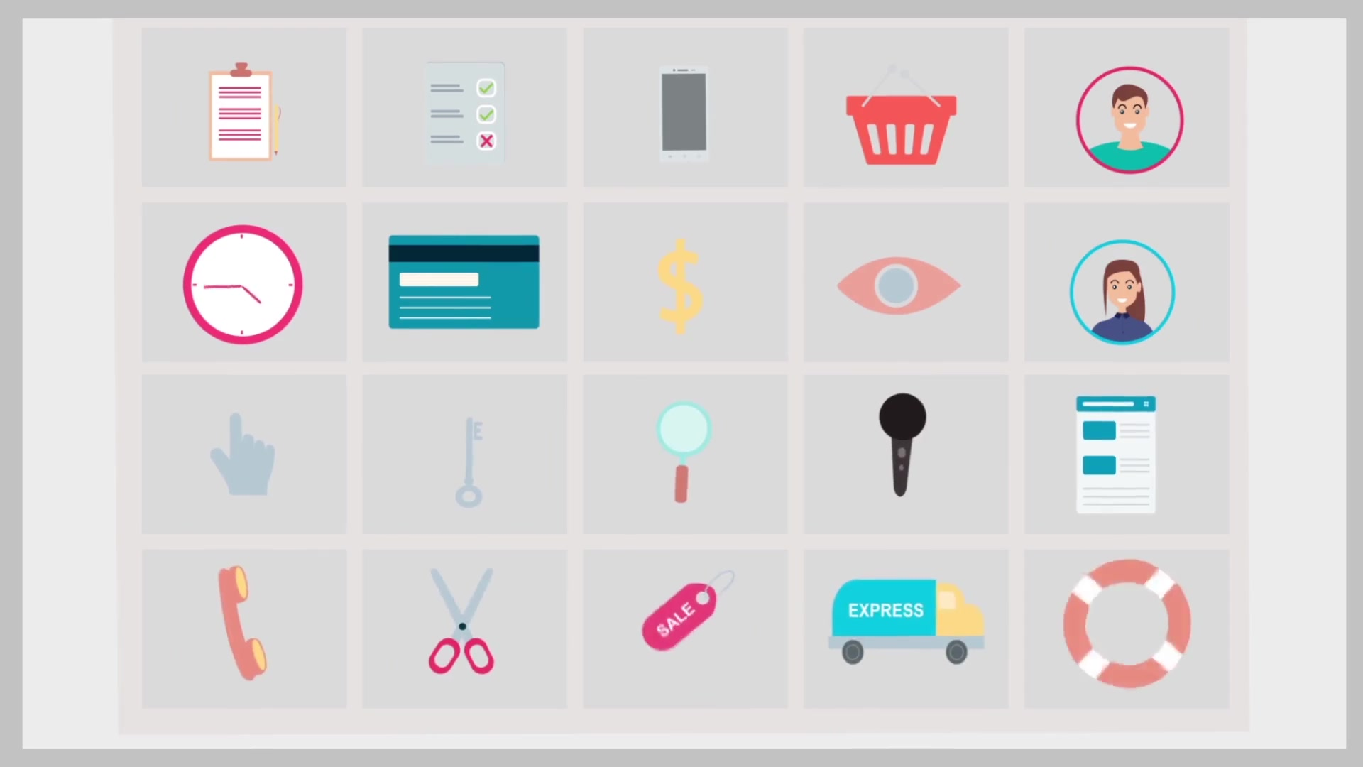Explainer Video ToolKit | ToonCity 2 - Download Videohive 19547315