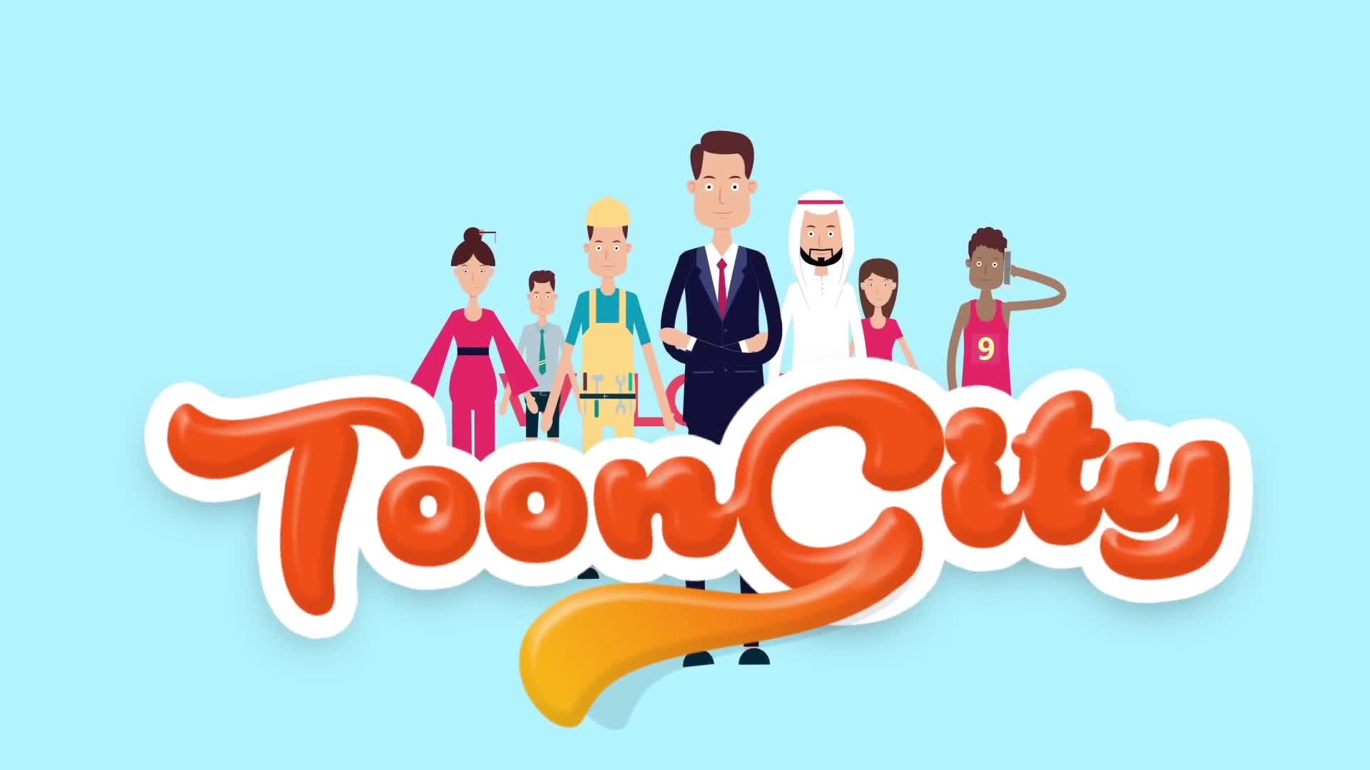Explainer Video ToolKit | ToonCity - Download Videohive 19249121