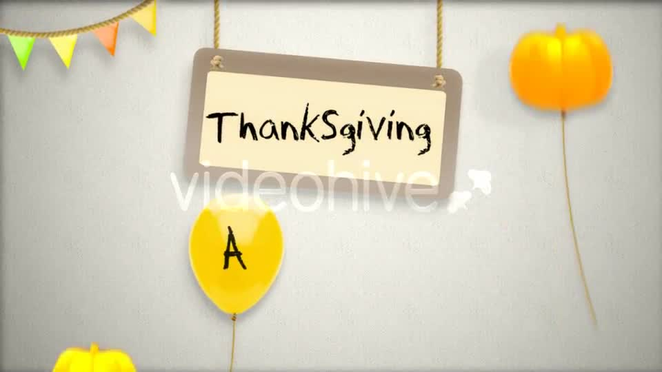 Expresso Thanksgiving Day 02 - Download Videohive 843563