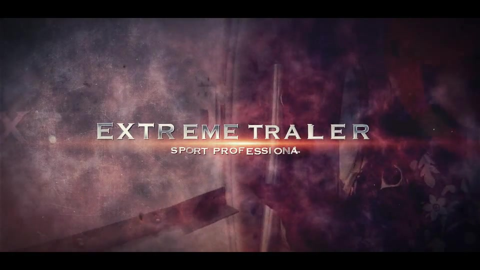 Extreme Glitch Trailer - Download Videohive 14090030