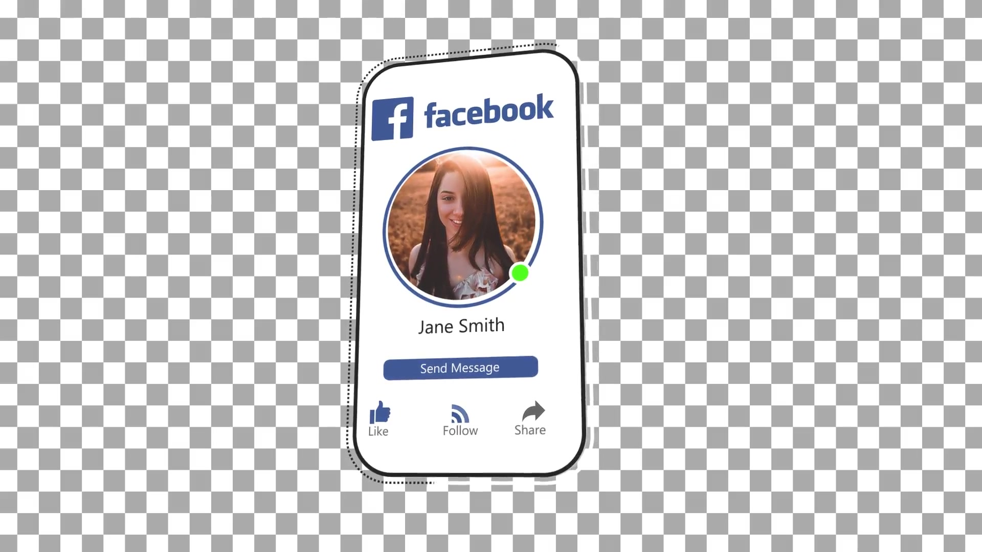 Facebook Intro and Lowerthird (AfterFX) Videohive 25460563 After Effects Image 9