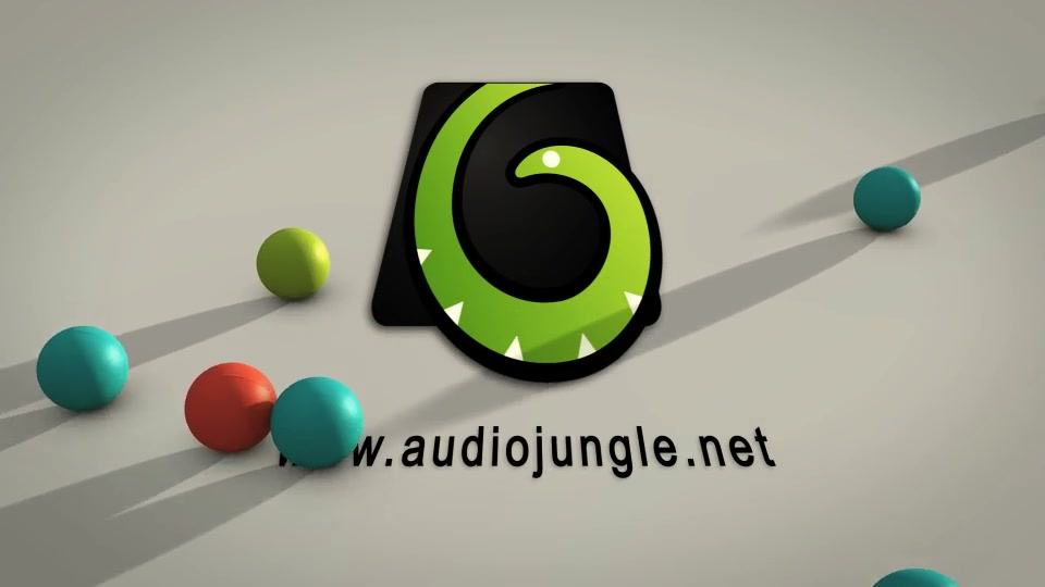 Falling Balls Logo Videohive 6688683 After Effects Image 3