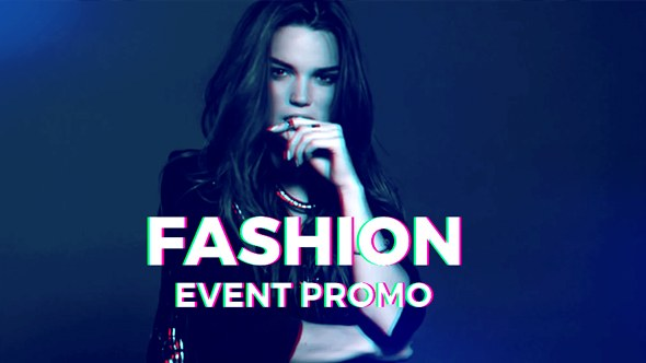 Fashion Event Promo - Download Videohive 19340544