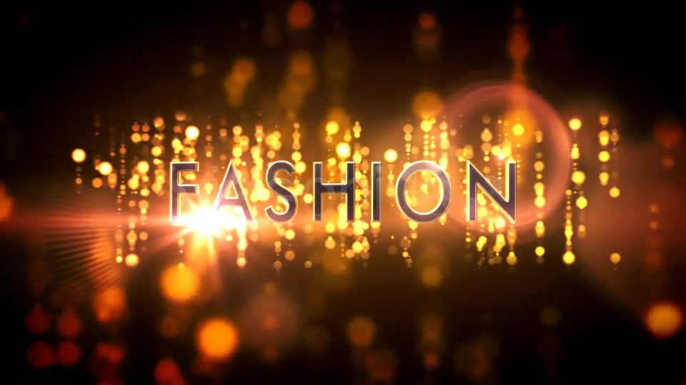 Fashion Focus - Download Videohive 4062223