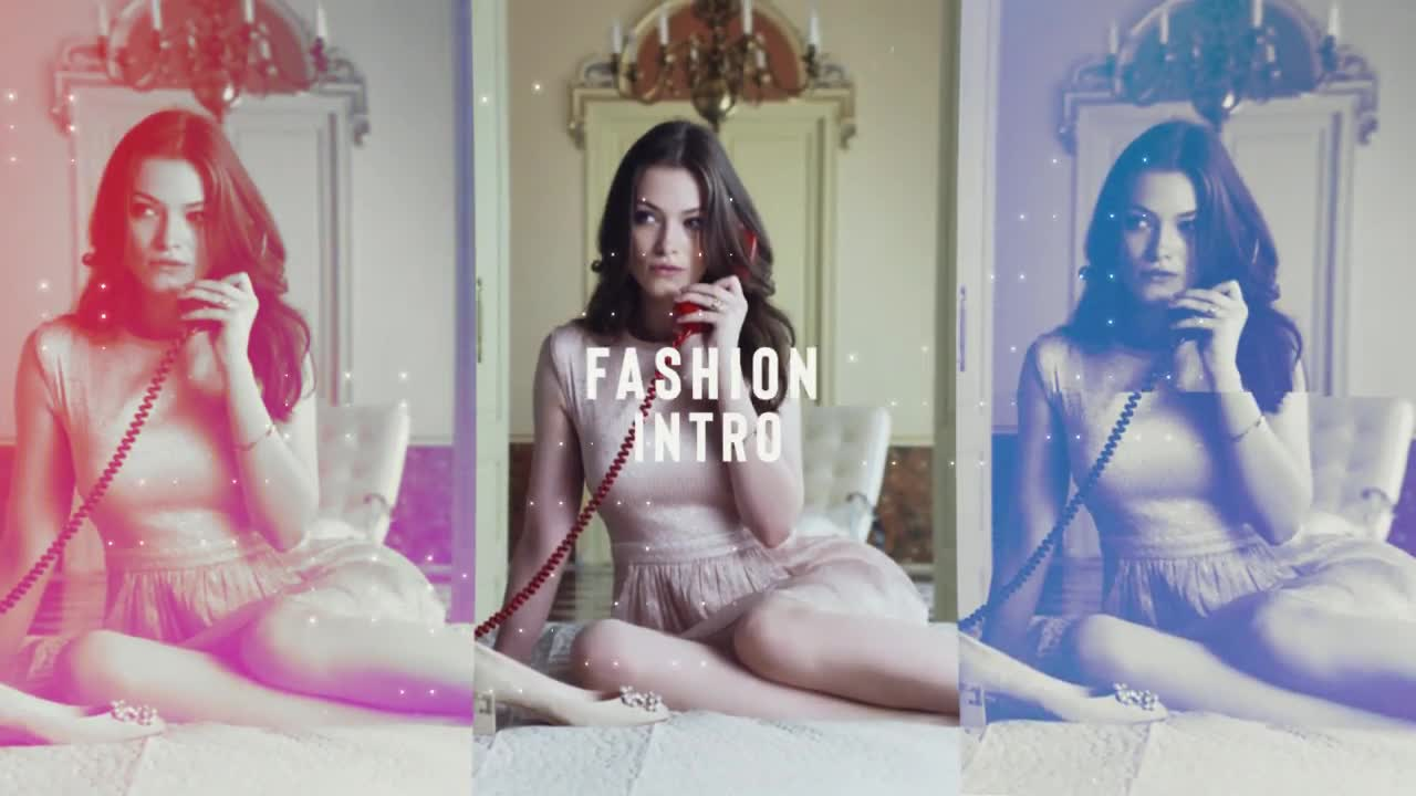 Fashion Gradient Intro Videohive 21621007 After Effects Image 1