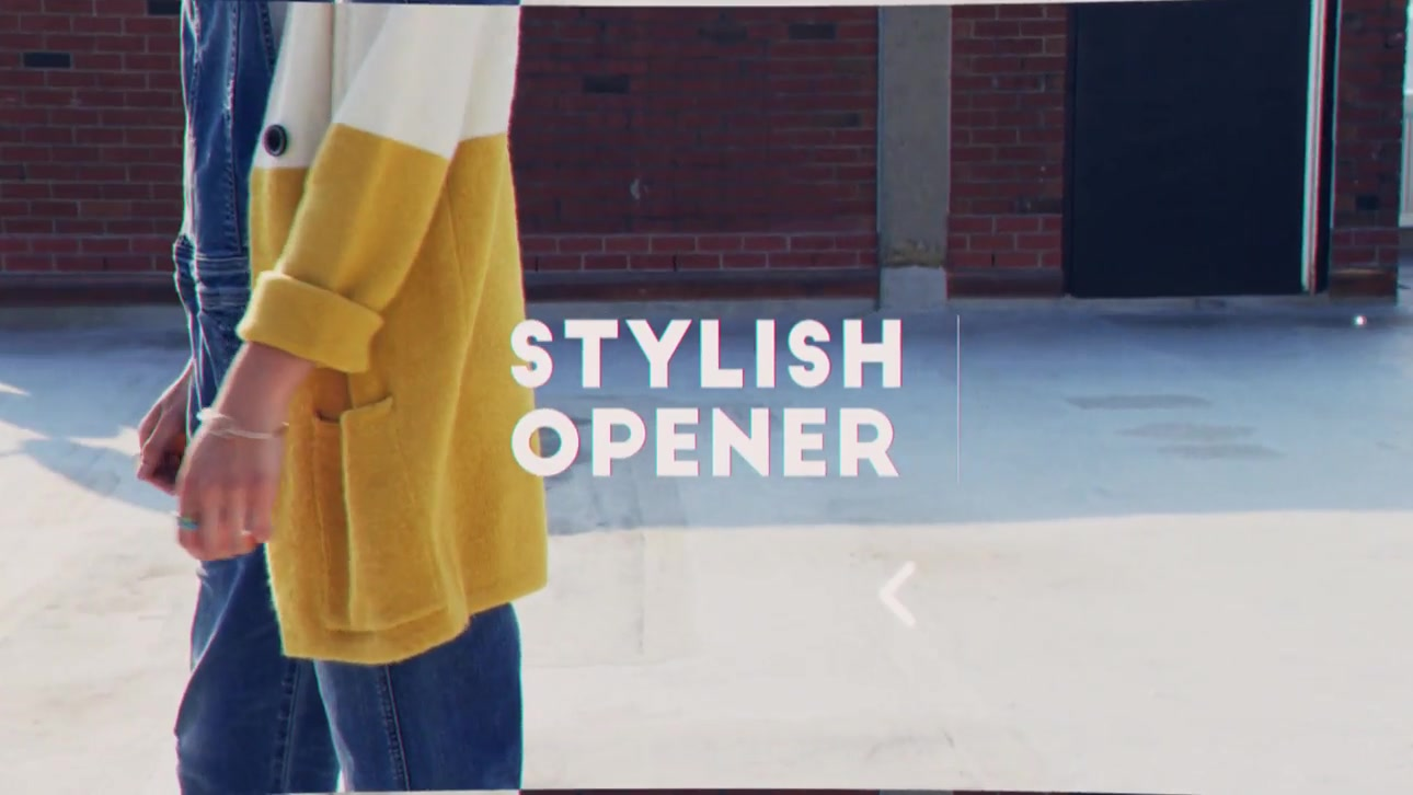 Fashion Opener Videohive 23046356 After Effects Image 7