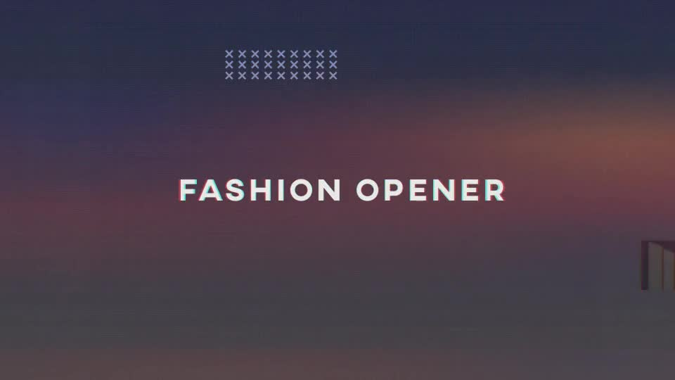 Fashion Opener - Download Videohive 18709723