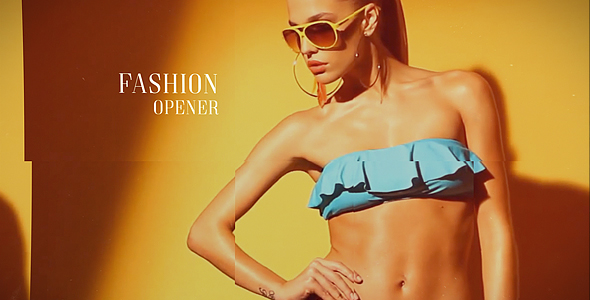 Fashion Opener - Download Videohive 20538517