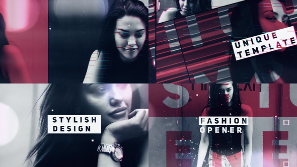 Fashion Opener - Download Videohive 20864856