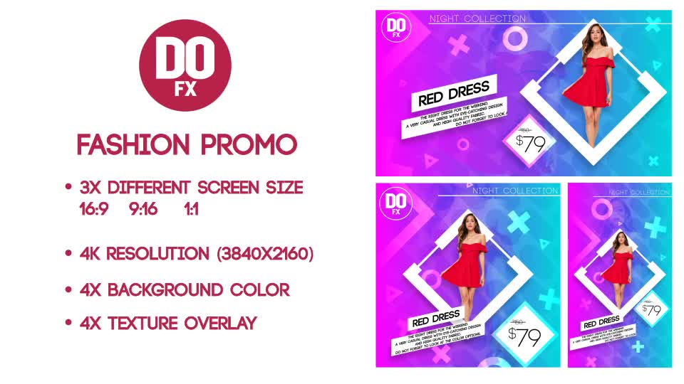 Fashion Promo Download Videohive 21486918