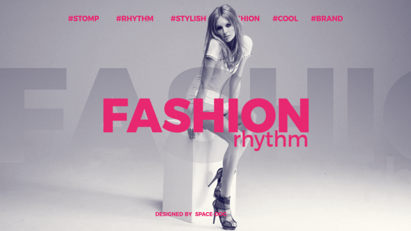 Fashion Rhythm Intro - Download Videohive 19799154