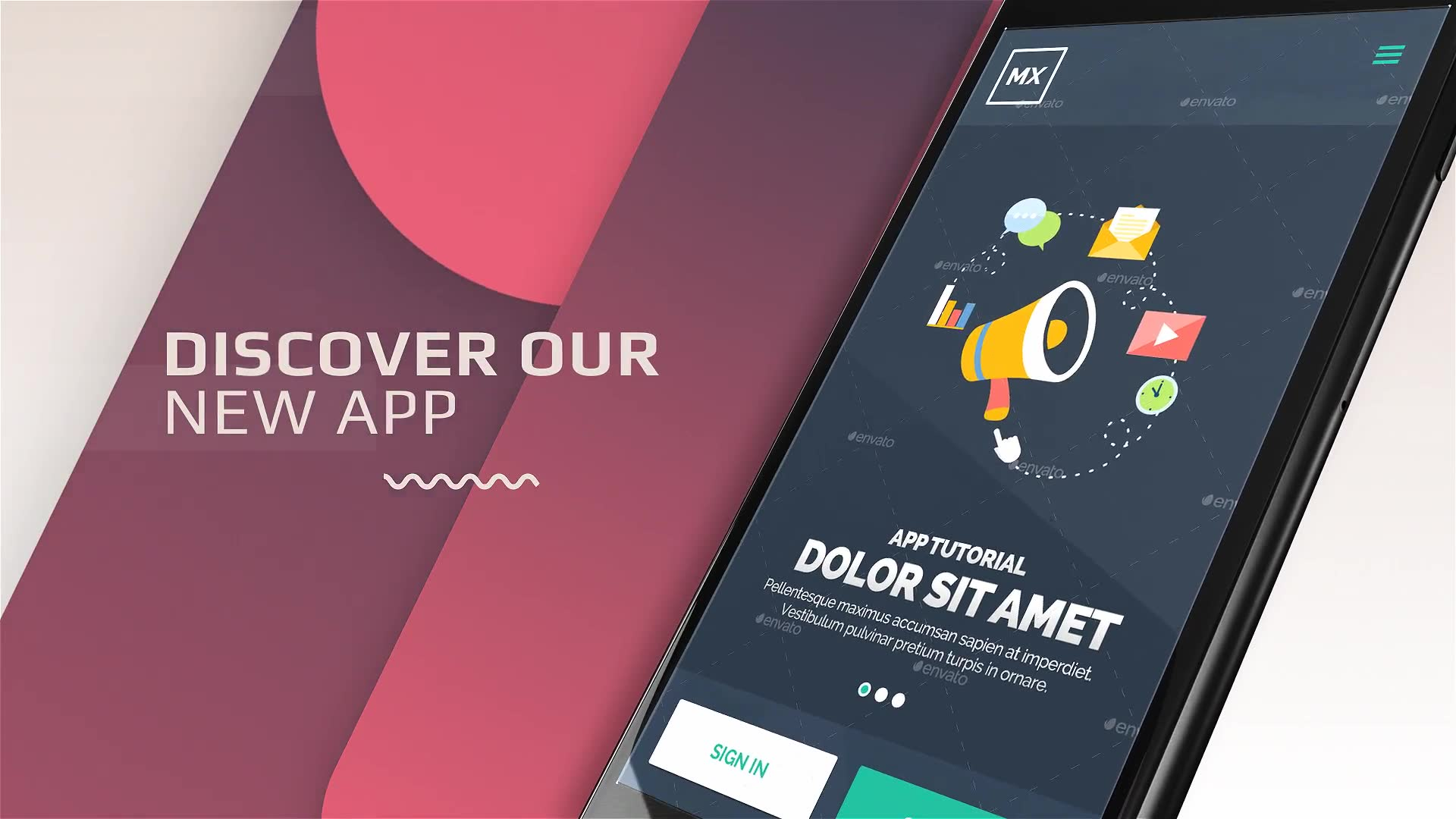 Fast App Promo - Download Videohive 21324416
