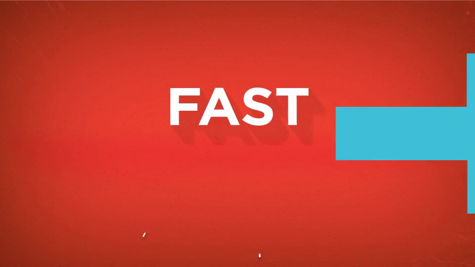 Fast Dynamic & Fun Type - Download Videohive 7376583