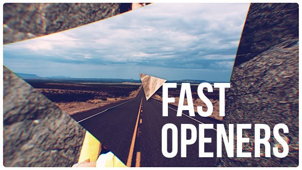 Fast Openers Collection - Download Videohive 10960060