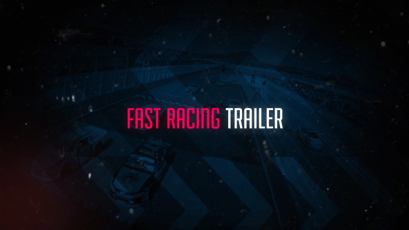 Fast Racing Trailer - Download Videohive 13576047
