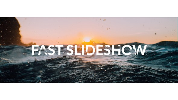 Fast Slideshow - Download Videohive 19813615