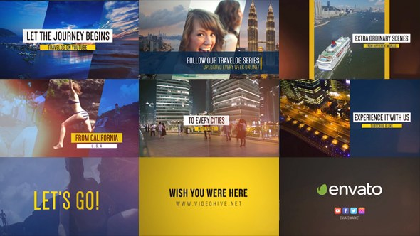Fast Video Blog Promo - Download Videohive 19770189