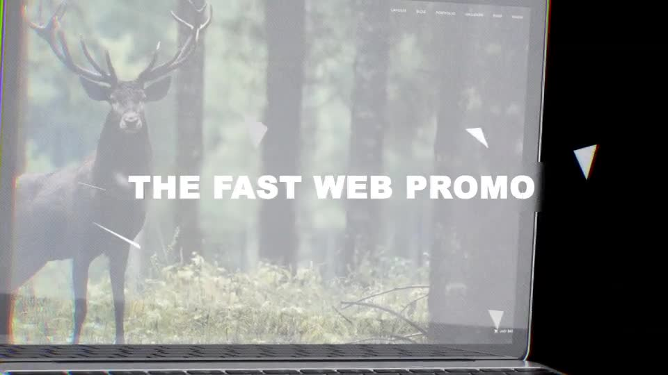 Fast Website Promo - Download Videohive 22772197