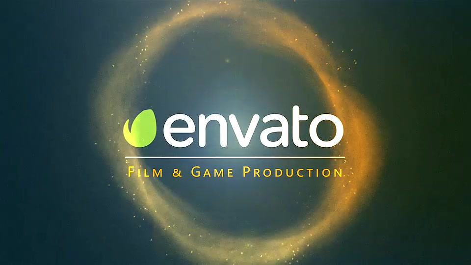 Film Game Production Logo Title - Download Videohive 19483605